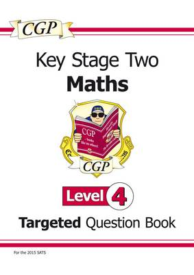 KS2 Maths Question Book - Level 4 by CGP Books