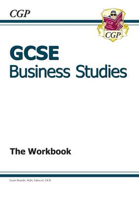 GCSE Business Studies Workbook by CGP Books