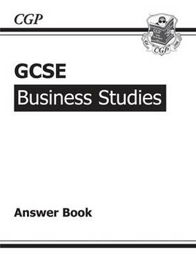 GCSE Business Studies Answers (for Workbook) by Richard Parsons