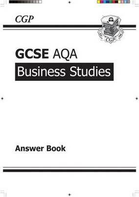 GCSE Business Studies AQA Answers (for Workbook) by Richard Parsons