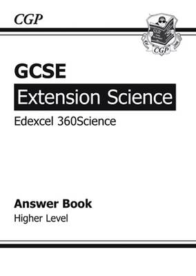GCSE Extension Science Edexcel Answers (for Workbook) by Richard Parsons
