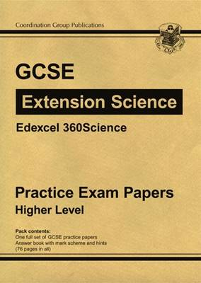 GCSE Extension Science Edexcel Practice Papers - Higher by Richard Parsons