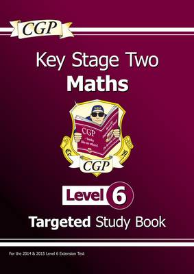 KS2 Maths Study Book - Level 6 by CGP Books