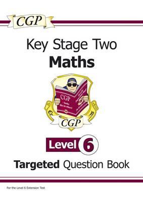 KS2 Maths Question Book - Level 6 by CGP Books