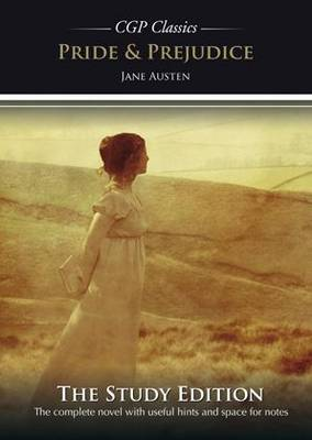 Pride and Prejudice by Jane Austen Study Edition by Jane Austen