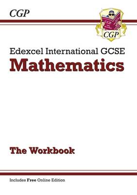Edexcel Certificate / International GCSE Maths Workbook with Online Edition (A*-G Resits) by CGP Books