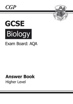 GCSE Biology AQA Answers (for Workbook) by Richard Parsons