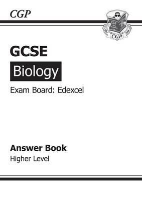 GCSE Biology Edexcel Answers (for Workbook) by Richard Parsons