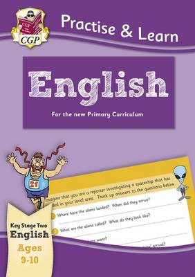 Practise & Learn: English (ages 9-10) by CGP Books