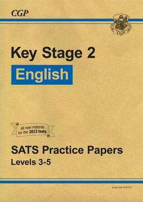 KS2 English SATs Practice Papers - Set 1 by CGP Books