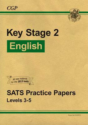 KS2 English SATs Practice Papers - Set 2 by CGP Books