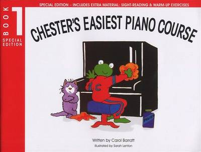Chester's Easiest Piano Course - Book 1 by Ch73425