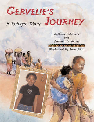 Gervelie's Journey by Anthony Robinson, Ms Annemarie Young