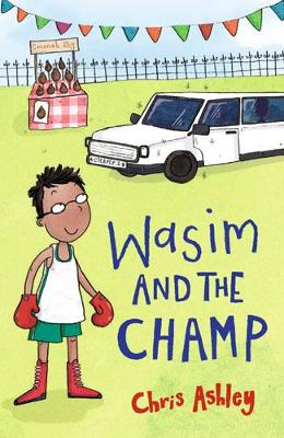 Wasim and the Champ by Chris Ashley
