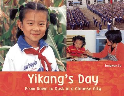 Yikang's Day From Dawn to Dusk in a Chinese City by Sungwan So