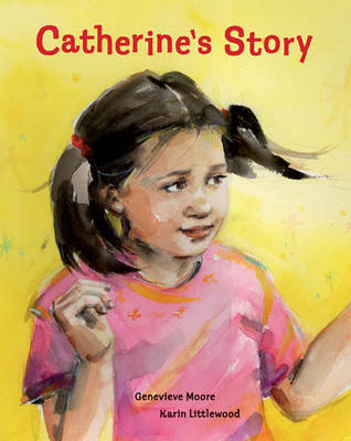 Catherine's Story by Genevieve Moore, Jacqueline Wilson