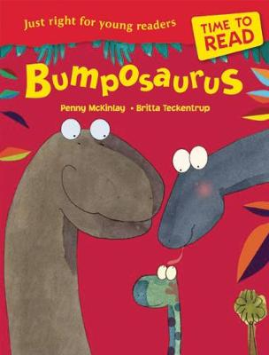 Time to Read: Bumposaurus by Penny McKinlay
