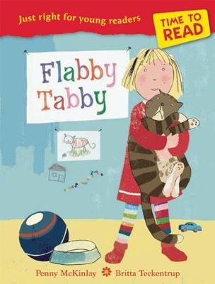 Time to Read: Flabby Tabby by Penny McKinlay