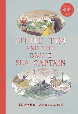 Little Tim and the Brave Sea Captain by Edward Ardizzone, Stephen Fry