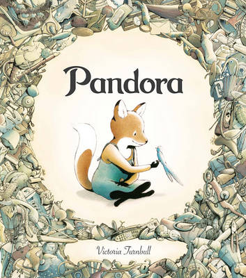 Pandora by Victoria Turnbull