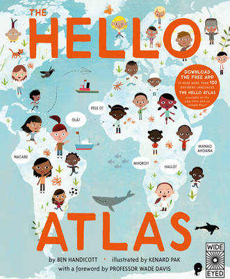 The Hello Atlas by Ben Handicott