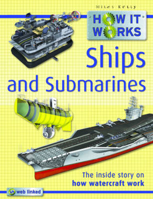 How it Works Ships and Submarines by Steve Parker