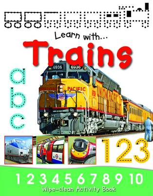 Learn with Trains by Belinda Gallagher