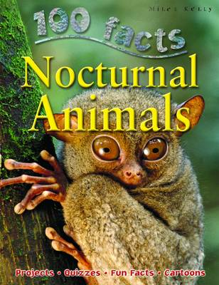 Nocturnal Animals by Camilla De la Bedoyere