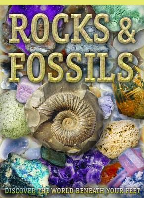 Rocks and Fossils by Chris Pellant, Helen Pellant