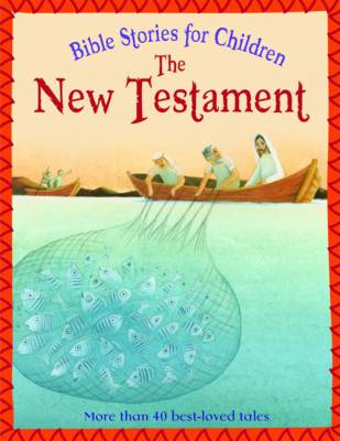 The New Testament by Vic Parker