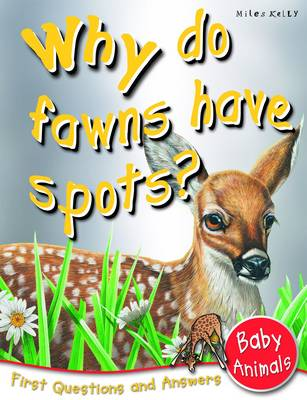 Why Do Fawns Have Spots? First Questions and Answers Baby Animals by Camilla De la Bedoyere