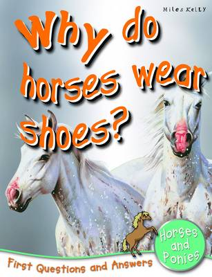 Why Do Horses Wear Shoes? First Questions and Answers Horses and Ponies by Anne Claybourne