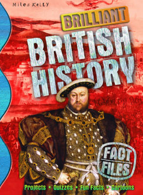Fact Files British History by Fiona McDonald, Philip Steele, Jeremy Smith