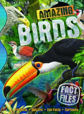 Fact Files Amazing Birds by Camilla De la Bedoyere, Jinny Johnson