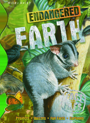 Fact Files Endangered Earth by Anna Claybourne, Steve Parker