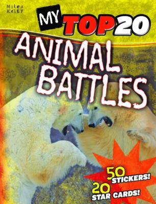 Animal Battles by Steve Parker