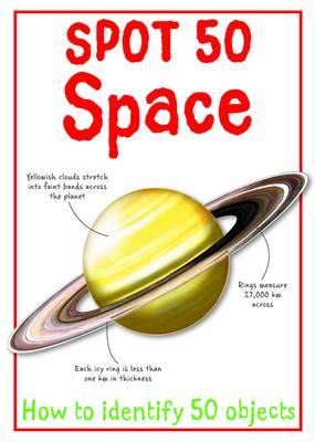 Spot 50 Space by Camilla De la Bedoyere