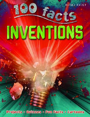100 Facts Inventions by Duncan Brewer