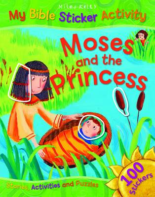 Moses and the Princess by Vic Parker