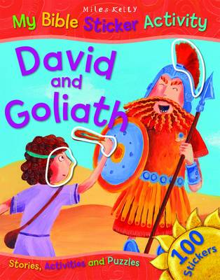 David and Goliath by Vic Parker