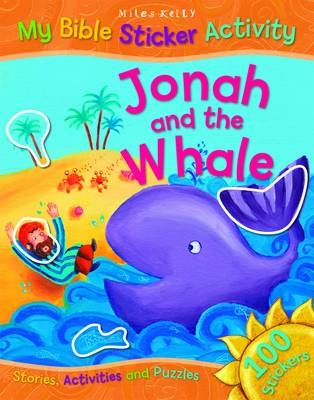 Jonah and the Whale by Vic Parker