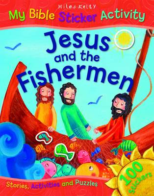 Jesus and the Fishermen by Vic Parker