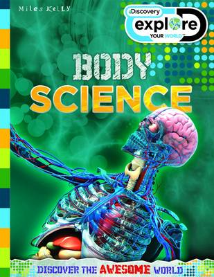Discovery Explore Your World Body Science by Amanda Askew