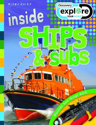 Inside Ships & Subs by Steve Parker