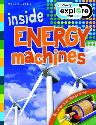 Inside Energy Machines by Steve Parker