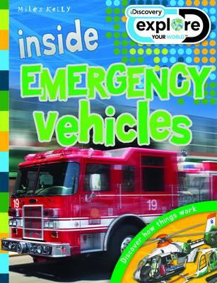 Inside Emergency Vehicles by Steve Parker