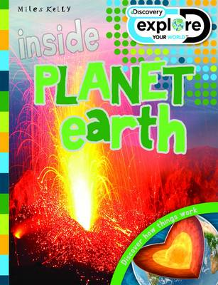 Inside Planet Earth by Steve Parker