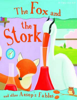 The Fox and the Stork by Victoria Parker