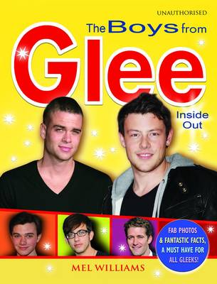 The Boys from Glee by Mel Williams