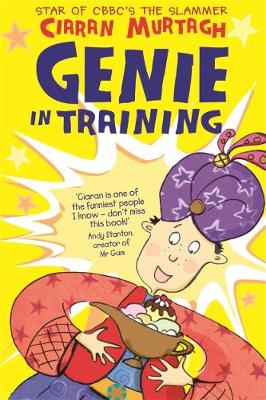 Genie in Training by Ciaran Murtagh